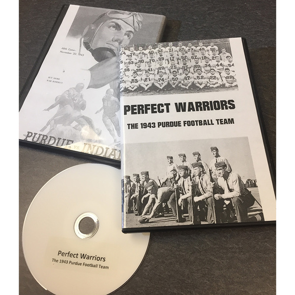 Photo of Perfect Warriors: The 1943 Purdue Football Team DVD