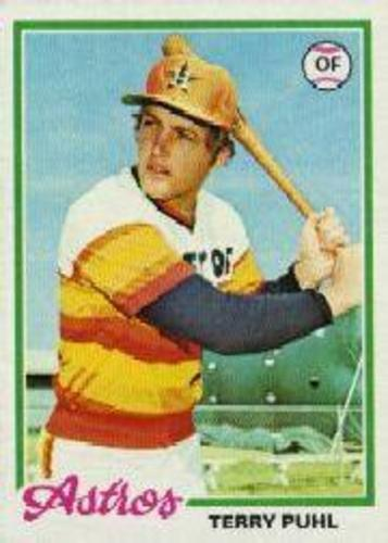 Photo of 1978 Topps #553 Terry Puhl RC