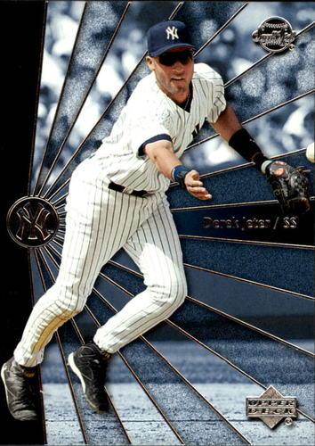 Photo of 2004 Sweet Spot #20 Derek Jeter