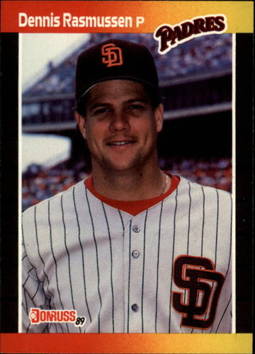 Photo of 1989 Donruss #559 Dennis Rasmussen DP