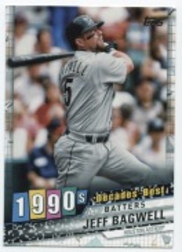 Photo of 2020 Topps Decades' Best #DB55 Jeff Bagwell