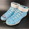 My Cause My Cleats - Jets Joshua Andrews Game Used Cleats 2020