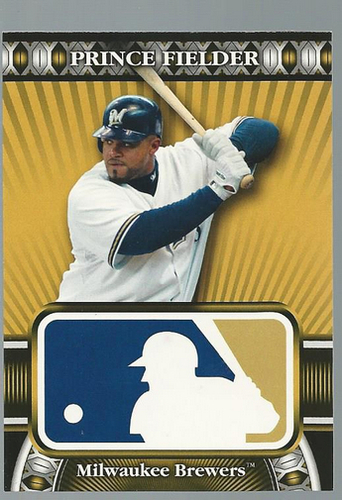 Photo of 2010 Topps Logoman HTA #40 Prince Fielder