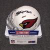 NFL - Cardinals Budda Baker signed Cardinals mini helmet
