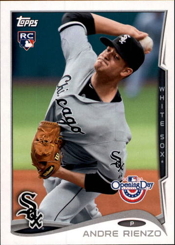 Photo of 2014 Topps Opening Day #96 Andre Rienzo RC