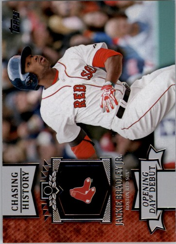 Photo of 2013 Topps Chasing History #CH101 Jackie Bradley Jr.