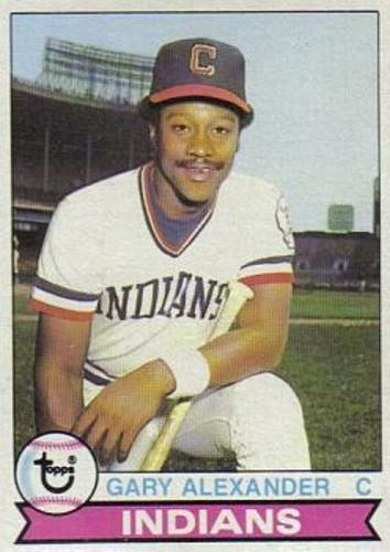Photo of 1979 Topps #332 Gary Alexander