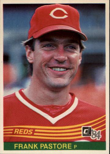 Photo of 1984 Donruss #164 Frank Pastore