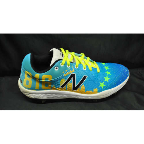 Photo of More than Baseball: Game-Used 2021 Home Run Derby Cleats - Salvador Perez