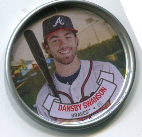 Photo of 2017 Topps Archives Coins #C12 Dansby Swanson