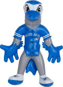 Toronto Blue Jays Ace Softee Mascot by Jarden Sports Licensing