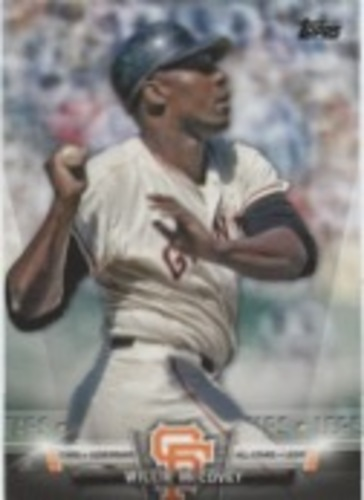 Photo of 2018 Topps Update Salute #S11 Willie McCovey