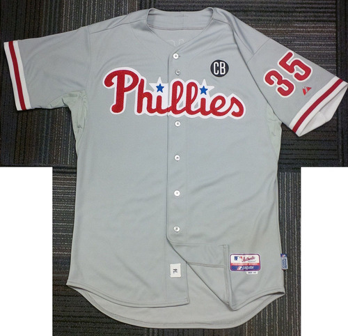low priced ee533 dd3a1 MLB Auctions | Phillies Charities: 2014 Game-Used Cole ...