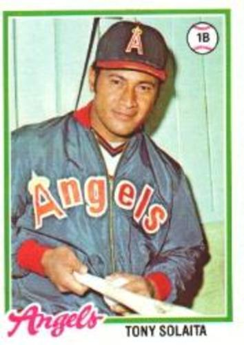 Photo of 1978 Topps #557 Tony Solaita