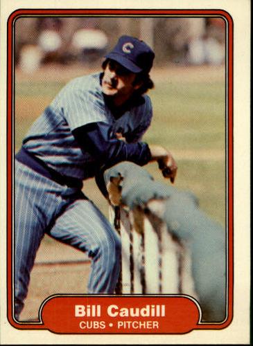 Photo of 1982 Fleer #590 Bill Caudill