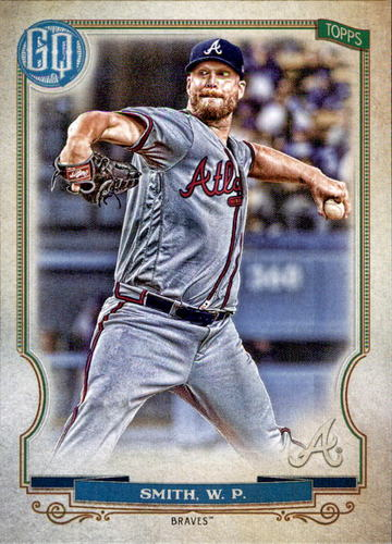 Photo of 2020 Topps Gypsy Queen #252 Will Smith