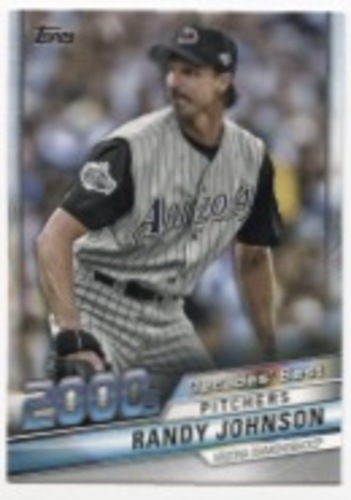 Photo of 2020 Topps Decades' Best #DB72 Randy Johnson