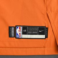 Mikal Bridges - Phoenix Suns - Game-Worn Statement Edition Jersey - 2019-20 NBA Season Restart with Social Justice Message