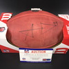 PCC - Rams Aaron Donald Signed Authentic Football W/ 100 seasons Logo