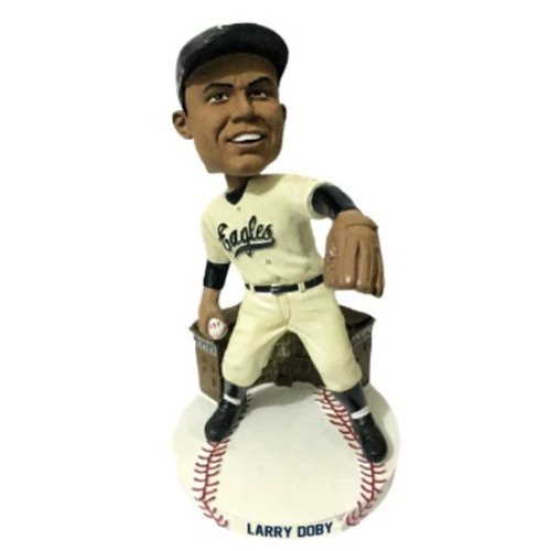 Photo of NEGRO LEAGUES CENTENNIAL TEAM BOBBLEHEAD SERIES: Larry Doby