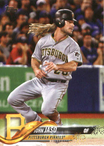 Photo of 2018 Topps #149 John Jaso