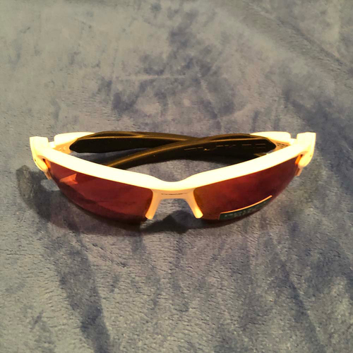 Photo of UMPS CARE AUCTION: Oakley White Sunglasses