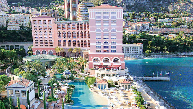 3-NIGHT STAY AT MONTE-CARLO BAY HOTEL & RESORT IN MONTE-CARLO