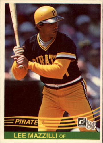 Photo of 1984 Donruss #166 Lee Mazzilli