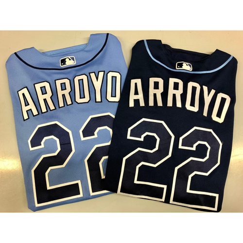 Photo of Team Issued 2019 Jersey Package: Christian Arroyo