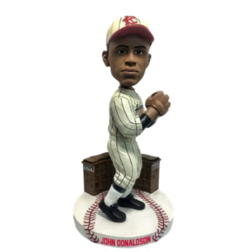Photo of NEGRO LEAGUES CENTENNIAL TEAM BOBBLEHEAD SERIES: John Donaldson