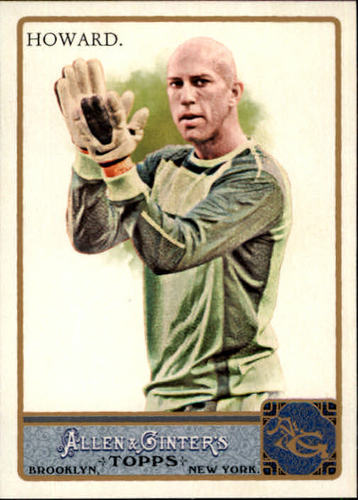 Photo of 2011 Topps Allen and Ginter #139 Tim Howard
