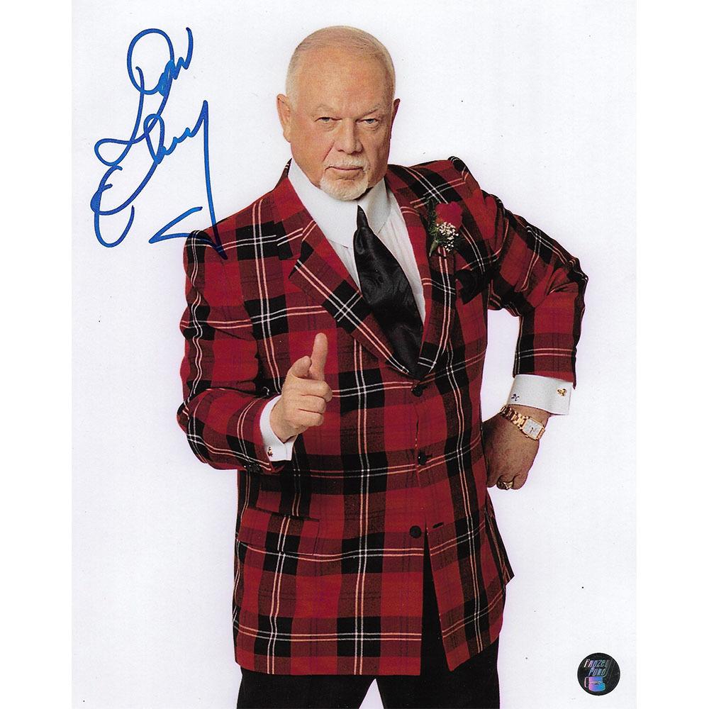 Don Cherry Autographed 8X10 Photo