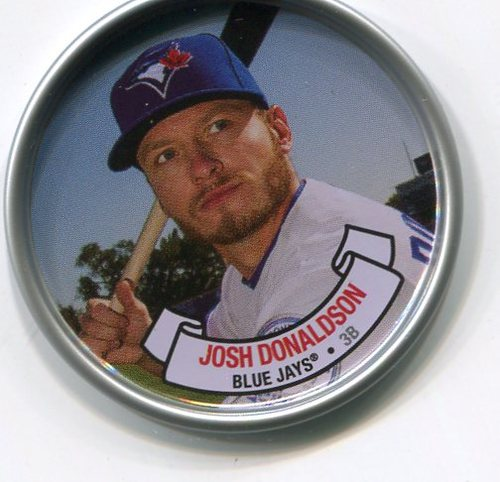 Photo of 2017 Topps Archives Coins #C14 Josh Donaldson