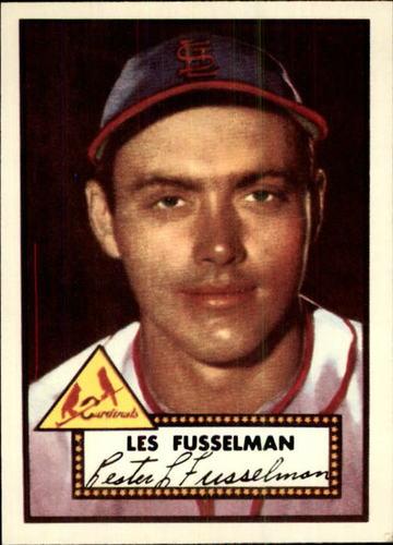 Photo of 1983 Topps 1952 Reprint #378 Leroy Fusselman