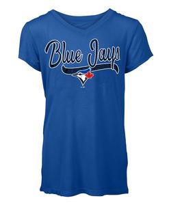 Toronto Blue Jays Youth Jersey T-shirt by New Era