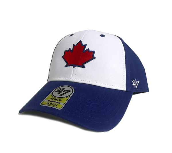 Toronto Blue Jays Youth Kids Club Cap by '47 Brand