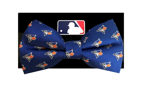 Toronto Blue Jays Bow Tie by Eagles Wings