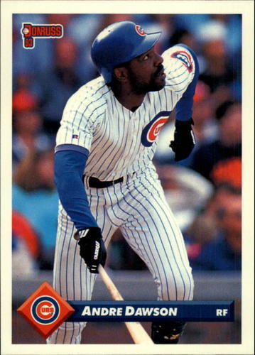 Photo of 1993 Donruss #632 Andre Dawson