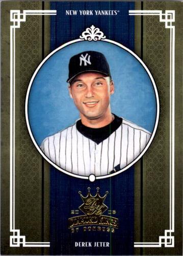 Photo of 2005 Diamond Kings #374 Derek Jeter