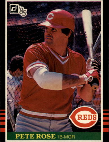 Photo of 1985 Donruss #641 Pete Rose