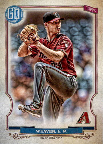 Photo of 2020 Topps Gypsy Queen #255 Luke Weaver