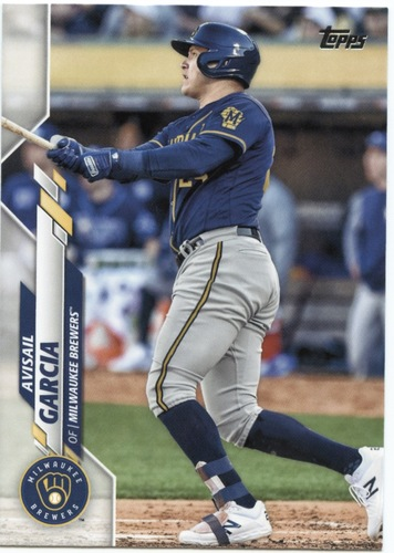 Photo of 2020 Topps #535 Avisail Garcia