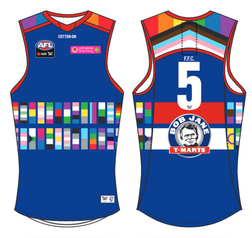 Photo of 2021 Pride Guernsey - Match Worn* by Isabel Huntington