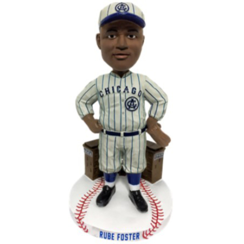 Photo of NEGRO LEAGUES CENTENNIAL TEAM BOBBLEHEAD SERIES: Rube Foster