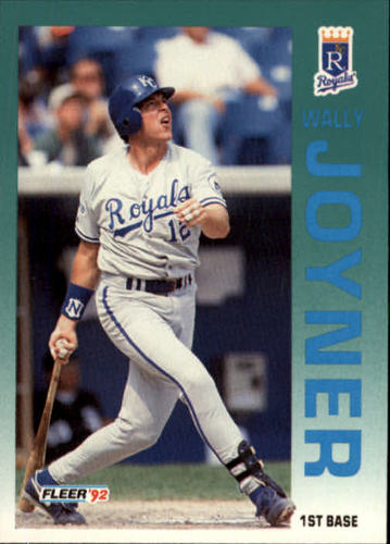 Photo of 1992 Fleer Update #27 Wally Joyner