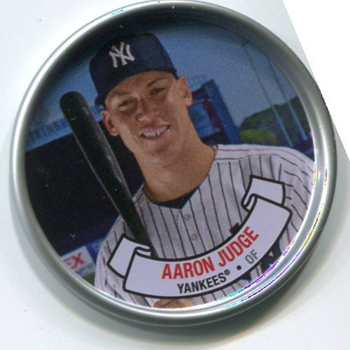 Photo of 2017 Topps Archives Coins #C15 Aaron Judge