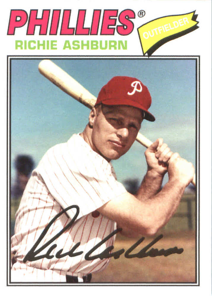 2018 Topps Archives #107 Richie Ashburn