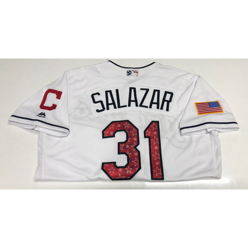 Photo of Danny Salazar Stars & Stripes Jersey