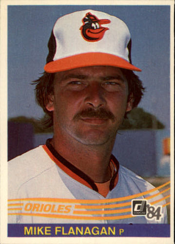 Photo of 1984 Donruss #169 Mike Flanagan
