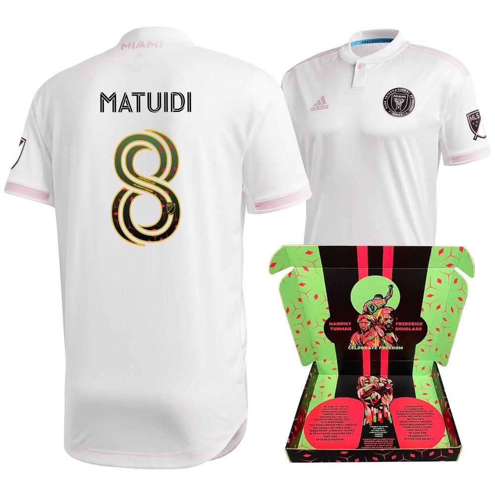 Blaise Matuidi Inter Miami CF Player-Issued & Signed